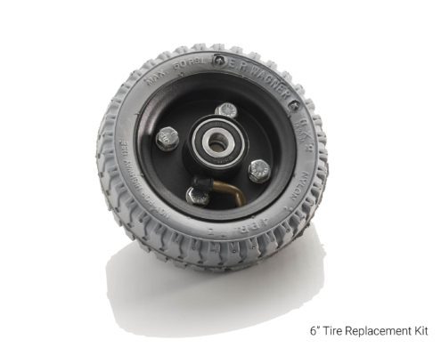 """6"""" Tire Replacement Kit"""