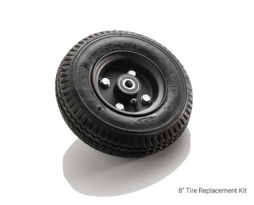 """8"""" Tire Replacement Kit"""