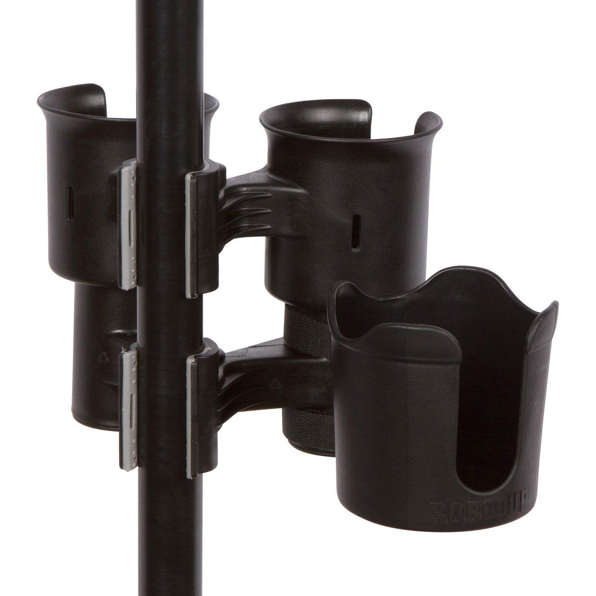 1 Black RoboCup Pluses attached to Black RoboCup