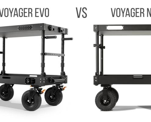 Voyager EVO versus Voyager NXT