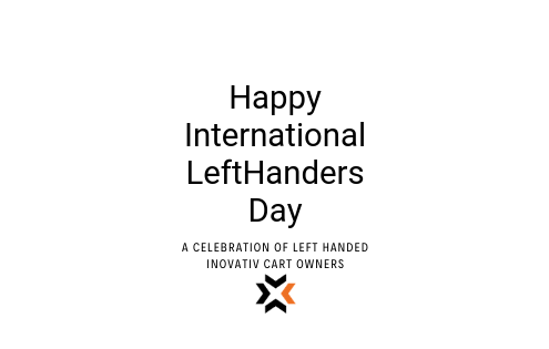 Happy International Left Handers Day