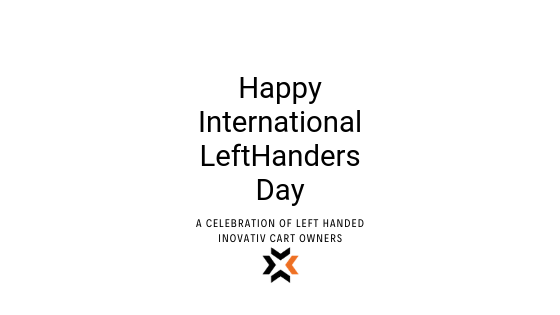 Happy International Left Handers Day