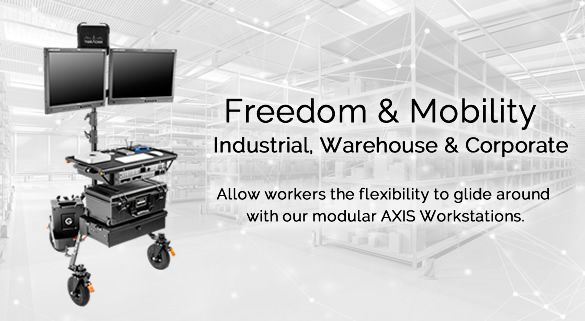 Freedom & Mobility Industrial, Warehouse and Corporate Products